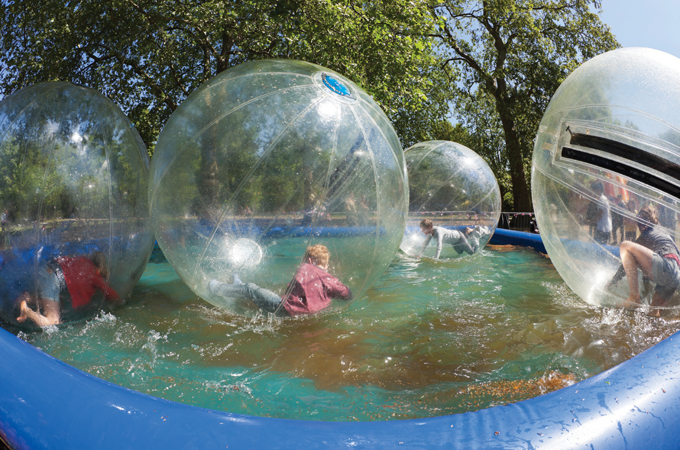 Water Inflatables: Be Safe and Have Fun